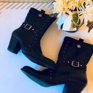 Harley Davidson ankle boots size 7.5